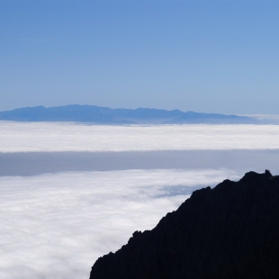 Gran Canaria from Teide