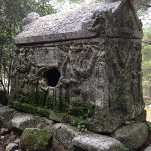 Tomb, Olympos